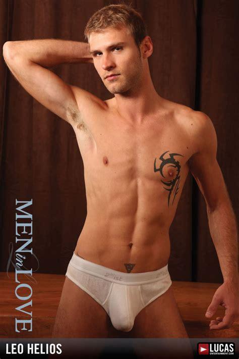 Leo Helios | Gay Porn Models | Lucas Entertainment ...