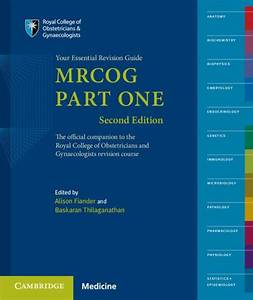 Mrcog Part One  Your Essential Revision Guide    Edition 2 By Alison Fiander