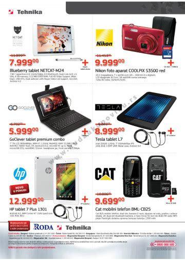 Roda Katalog Akcija Tehnika 09.10. - 02.11.2014. | Kuda u ...
