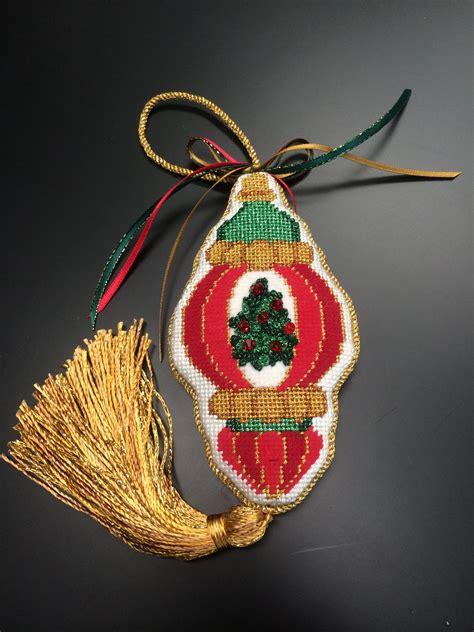 needlepoint finishing  beautiful ornament needlework