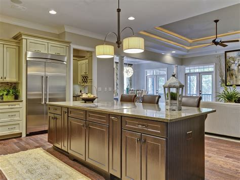 pictures of kitchen designs with islands stunning kitchen island design ideas island kitchen