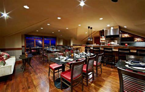 The Dining Room At Salish Lodge
