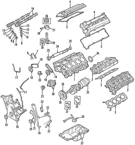 Oem Ford Taurus Engine Parts Bluespringsfordparts