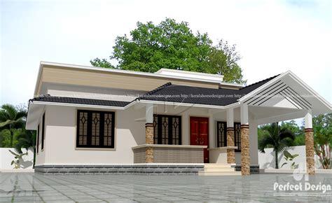 B Z Design Home : 862 Sq Ft Single Floor Home Design
