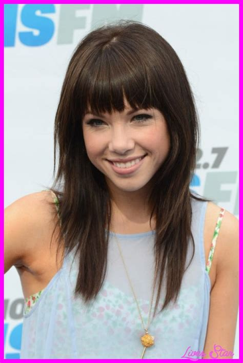 haircuts for with bangs haircuts for hair with bangs and layers