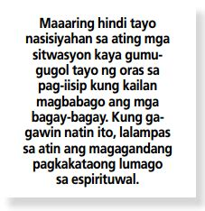 tagalog quotes memes   day saints