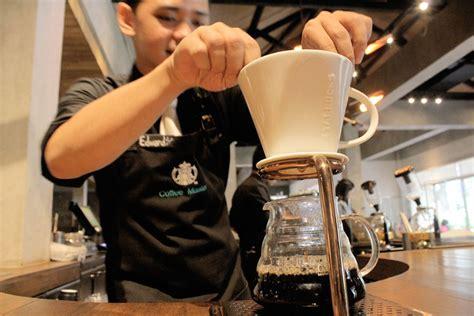 coffee class  starbucks masters  jakarta