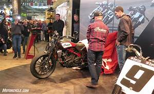EICMA 2017: Indian Motorcycles 2018