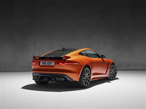 jaguar  type svr coupe overview price