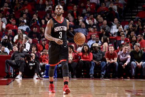 3 Reasons Chris Paul Makes The Houston Rockets Unbeatable