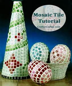 tile mosaic crafts diy mosaics for the garden and indoors