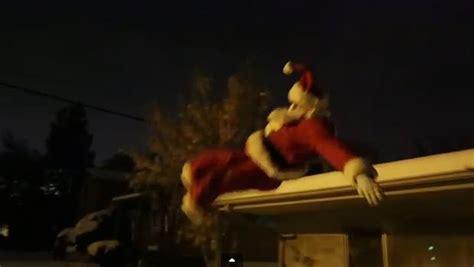 rooftop santa and sleigh secrets revealed about santa gt gt scuttlebutt sailing news