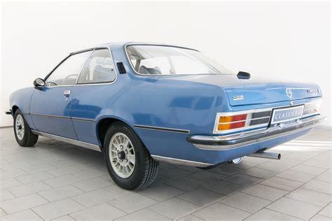 Opel Commodore by Opel Commodore B Coup 233 Gs E Classicbid