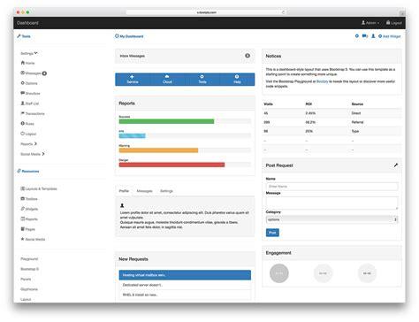 bootstrap4 0 admin template free 34 free bootstrap admin dashboard templates 2018 colorlib