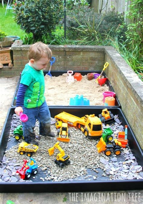 outdoor sensory play areas  toddlers
