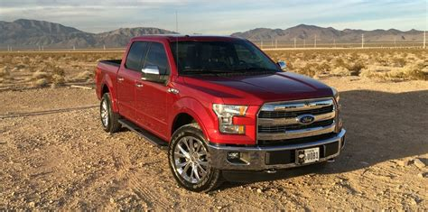 2016 Ford F150 Lariat Mpg
