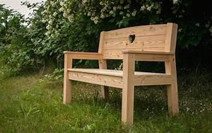 Gartenbank Holz Ohne RUckenlehne