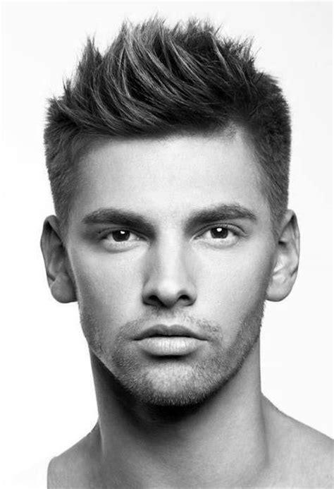 short hairstyles  men  thin hair fine cuts