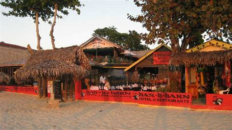 Bar B Barn Negril Jamaica bar b barn jamaica negril picture of bar b barn negril