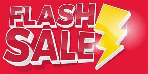 Half-price Flash Sale now to run through August | Self ...