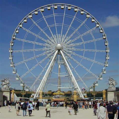 Ferris Wheel, Chicago World's Fair, 1893  1893 Chicago