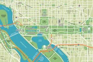 Washington Brochure Map Washington