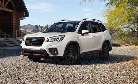 subaru forester  gas mileage car review car review