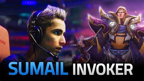 sumail invoker gameplay youtube