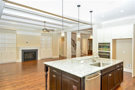 kitchen island with sink and dishwasher and seating simple kitchen island with sink ideas the clayton design