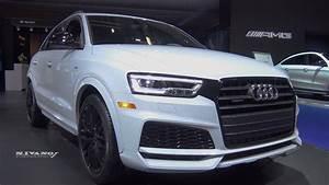 Audi Q3 2018 : 2018 audi q3 exterior and interior walkaround 2018 ~ Melissatoandfro.com Idées de Décoration