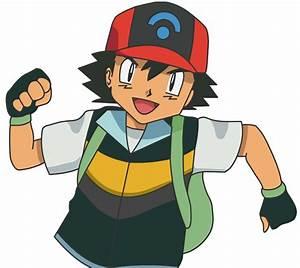 Ash Pokemon DP
