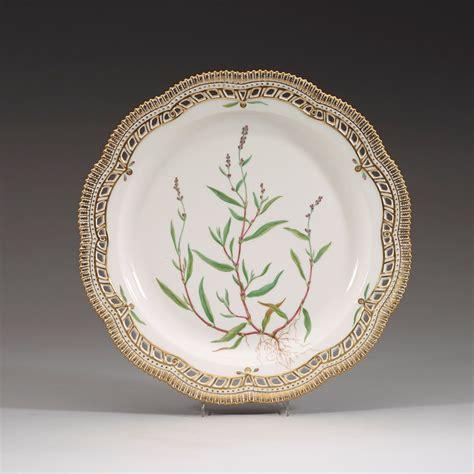 dishes copenhagen royal denmark flora danica 20th century three auctions