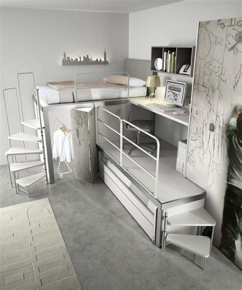 chambre ado fille moderne cuisine chambre d ado mezzanine tiramolla collection
