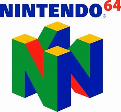 Nintendo Logos 64