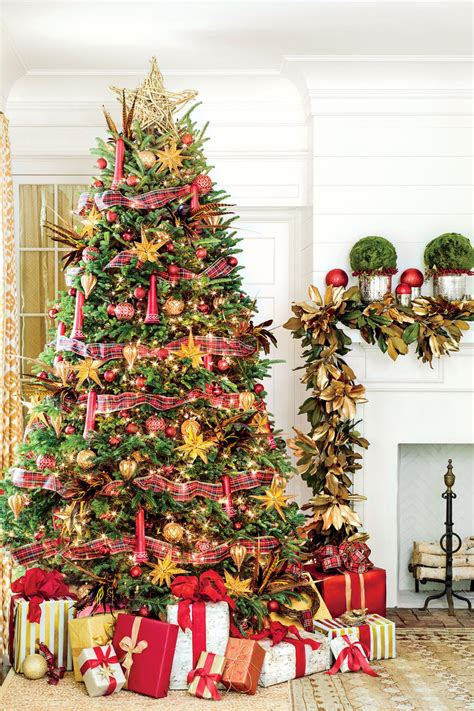 happy christmast 8 tree ideas for every style southern living