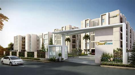 Casagrand Smart Town in Thalambur, Chennai   Price
