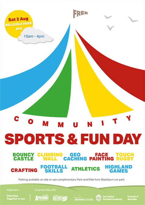 Sports Day Poster Template Sports Day Poster Template Image Collections Free