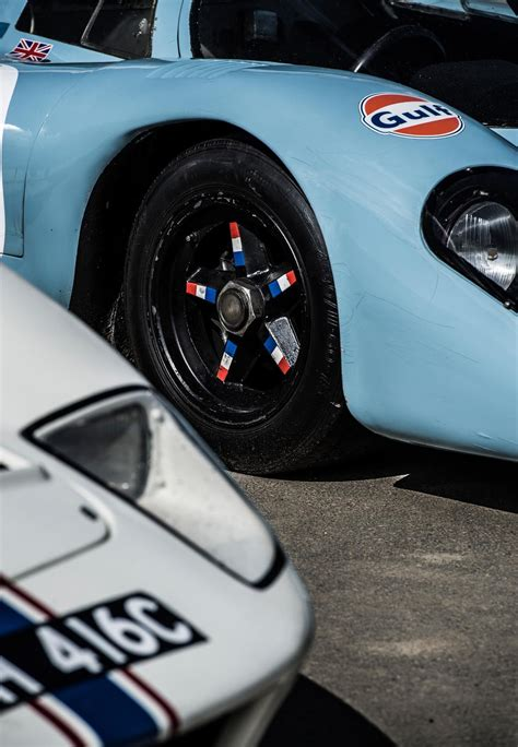 Ford GT40 and Porsche 917K | Porsche 917, Porsche, Porsche ...