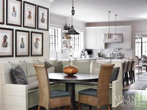 chaise pour ilot de cuisine idées pour l 39 aménagement d 39 une banquette