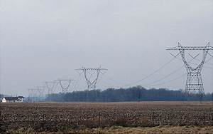 High-voltage power lines could criss-cross Minnesota | MPR ...