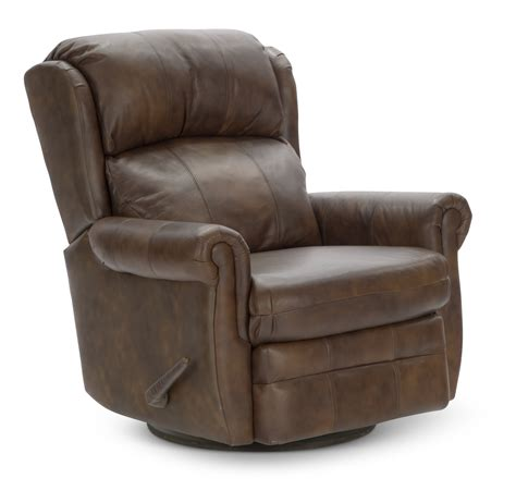 leather glider recliner with error hom furniture