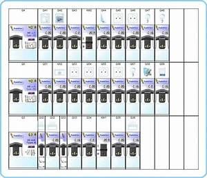 tableau electrique pour maison de 90m2 maisons naturelles With photo tableau electrique maison