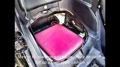 siege arriere twingo 2 renault twizy amélioration du siège arrière back seat