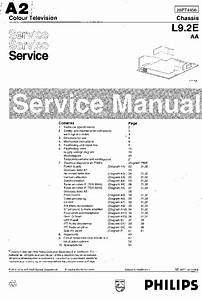 Philips 21pt1654 48 Chassis L9 2e Service Manual Free