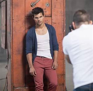 Taylor Lautner for BENCH | Kelly Misa