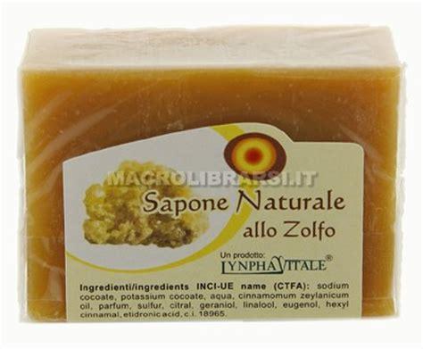 fior di zolfo sapone naturale allo zolfo herborea