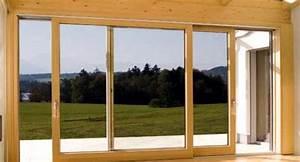 Baie Vitrée Double Vitrage : prix baie vitr e double vitrage alu patcha ~ Voncanada.com Idées de Décoration