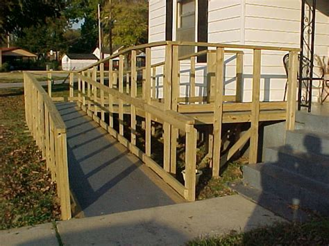 build handicap ramps plans diy  workbench diy plans violentcde