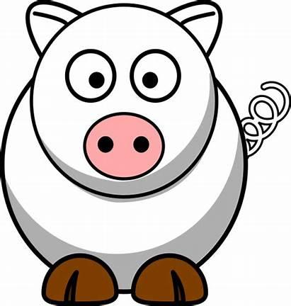 Pig Clker Clip Clipart Royalty