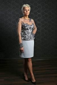 Kleider Brautmutter Standesamt : brautmutter kost m mit langen transparenten rmeln grau silber kleiderfreuden ~ Eleganceandgraceweddings.com Haus und Dekorationen
